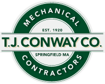 T.J. Conway Company, Mechanical Contractors, Springfield, MA